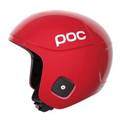 Горнолыжный шлем POC SKULL ORBIC X SPIN, bohrium red - фото 10159
