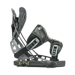 Сноубордические крепления FLOW NX2-GT, Black - фото 10202