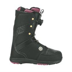 Сноубордические ботинки Flow Onyx Coiler, Black - фото 10211