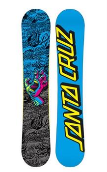 Сноуборд Santa Cruz, SCJ Blue Hand - фото 10230