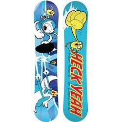 Детский сноуборд DC Ply Mini B - фото 10236