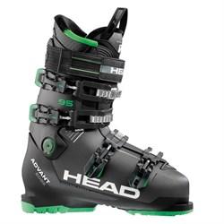 Горнолыжные ботинки Head Advant Edge 95, black-green - фото 10301