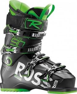 Горнолыжные ботинки Rossignol Alias 90, black-green - фото 10310