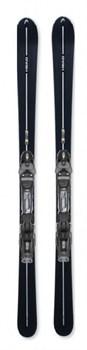 Горные лыжи HEAD Timeless SW AB PR + PR 11 BRAKE 85 [G] matt black/white (распродано) - фото 10361