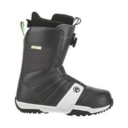 Сноубордические ботинки FLOWRANGER BOA, CHARCOAL/WHITE  - фото 10399