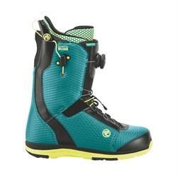 Сноубордичексие ботинки FLOWTracer H-lock Coil, Teal - фото 10400