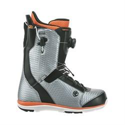 Сноубордичексие ботинки FLOWTracer H-lock Coil, Gunmet - фото 10402