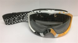 Горнолыжная маска DAINESE D-PERFORMANCE EVO GOGGLES	orange - фото 10595
