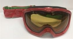 Горнолыжная маска DAINESE COLOURS GOGGLES RED - фото 10597