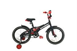 Детский велосипед  Stark Tanuki 18 Boy red-black - фото 10679