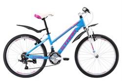 Велосипед Stark Bliss 24.1 V белый/розовый/голубой - фото 10701