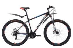 Горный велосипед Stark Hunter 29.2 D, тёмно-серый/чёрный/зелёный - фото 10704