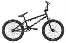 Трюковой велосипед Stark Madness BMX 1, чёрный/жёлтый/белый - фото 10705
