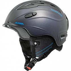 Горнолыжный шлем Alpina SNOW MYTHOS, nightblue-denim matt  - фото 10776