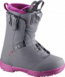 Ботинки для сноуборда SALOMON PEARL grey - фото 10981