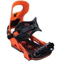 Крепления для сноуборда BENT METAL LOGIC Orange - фото 11198