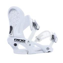 Сноубордические крепления RIDE LXH, White (распродано) - фото 3875