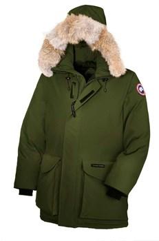 Мужская куртка Canada Goose Ontario, Military Green - фото 3977