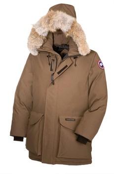 Мужская куртка Canada Goose Ontario, Tan - фото 3979