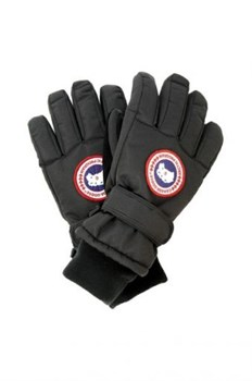 Юниорские перчатки Canada Goose Youth Down Glove, Black - фото 4009