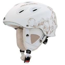 Горнолыжный шлем Alpina GRAP 2.0, White Prosecco Matt - фото 4015