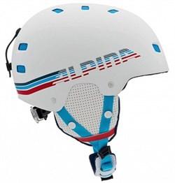 AlpinaPARK  Junior White Blue Matt - фото 4043
