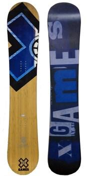 Сноуборд X-Game 146 - фото 4261
