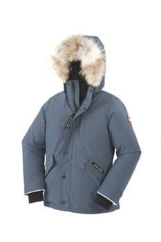 Юниорская куртка Canada Goose Boys Logan Parka, Ocean - фото 4974