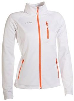 PHENIX Orca Middle Jacket, white/orange - фото 5519