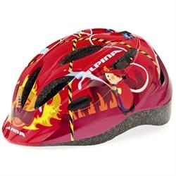 Детский шлем Alpina 2018 GAMMA 2.0 RED FIREFIGHTER - фото 6194
