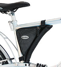 Сумка под раму Deuter 2015 Bike Accessoires Triangle Bag, black - фото 6522