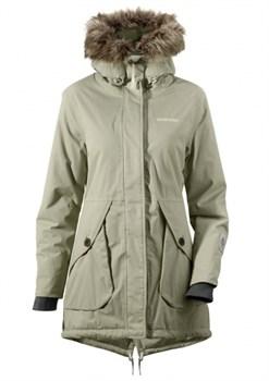 Женская куртка Didriksons ANGELINA (123, темно-серый) - фото 7117