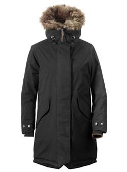 Женская куртка Didriksons MOOD (060, черный) - фото 7119