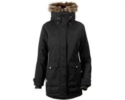 Женская куртка Didriksons SHELTER (060, чёрный) - фото 7122