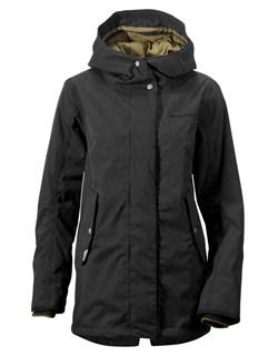 Женская куртка Didriksons NERVE WNS JKT (060 чёрный) - фото 7125