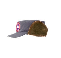 Кепка Canada Goose Classique Hat with Beaver, Mid Grey - фото 7230
