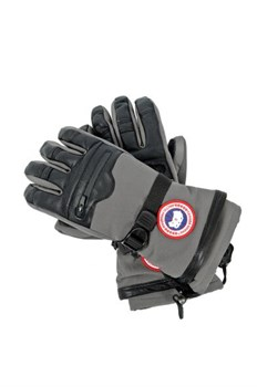 Мужские перчатки Canada Goose CG Northern, Mid Grey/Black - фото 7246