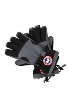 Мужские пуховые перчатки Canada Goose Utility, Black/Mid Grey - фото 7576