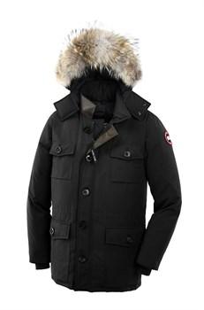 Мужская куртка Canada Goose Banff, Black - фото 7756