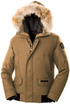 Мужская куртка Canada Goose D'Palgo Bomber, Camel - фото 7757