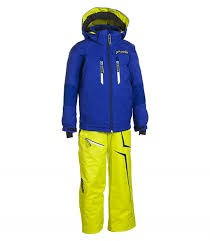 Костюм детский PHENIX Norway Alpine Team Kids Two-piece, NV - фото 7909