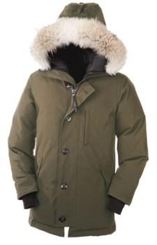 Мужская куртка Canada Goose Chateau, Military Green (размер XXL) - фото 8181