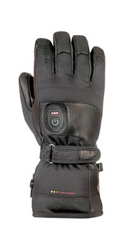 Женские перчатки с подогревом SnowLife Heat GTX Glove Liion Lady, Black - фото 8183