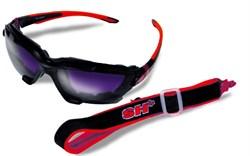 Очки SH+ RG 4001 black/red - фото 8198