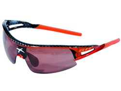 Очки SH+ RG 4600 carbon/orange polarized cat.2 - фото 8211