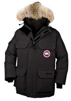 Мужская куртка Canada Goose Expedition, Black - фото 8378
