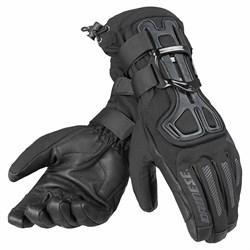 Перчатки Dainese D-IMPACT D-DRY GLOVE BLACK/CARBON - фото 8406