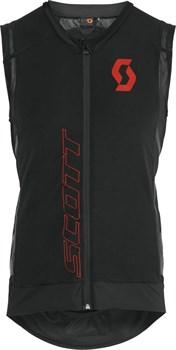 Защита спины Scott  Vest Protector Actifit Pro, Black Red - фото 8499