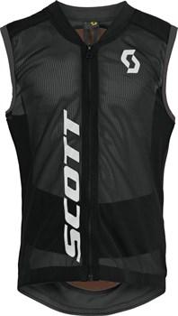 Подростковая защита спины Scott Vest Protector Jr Actifit black/grey - фото 8505