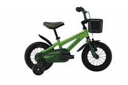 Детский велосипед Merida Spider J12 Green/dark green - фото 8994